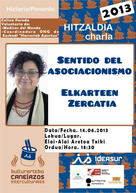 KULTURARTEKO KANELAZOA 2013.06,14: Sentido del Asociacionismo