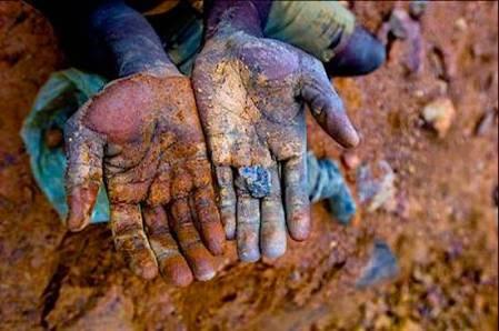 minerales en conflicto