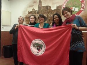 Komites Internazionalisteekin brigadak antolatzen