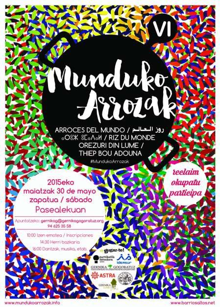 MUNDUKO ARROZAK GERNIKA 2015def