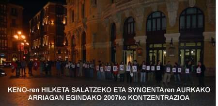 Syngenta Kontzentrazioa 2007