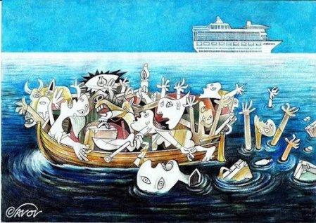 Picasso Errefuxiatuak