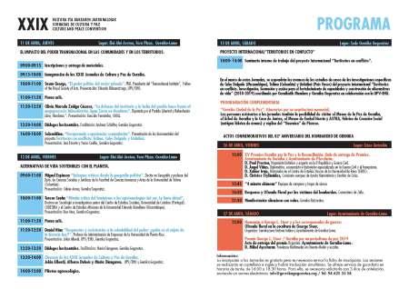 XXIX_Culturay Paz_jornadas_PROGRAMA_A4_CAS-2